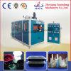 Máquina plástica automática de la fabricación de cajas de la torta