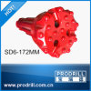 SD6-172mm DTH Button Bits для Water Drilling