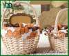 예쁜 Pretty Decoration Wicker Basket, Storage를 위한 Good 및 Picnic.