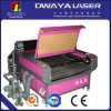Rubber 실크 Leather Fabric Non-Metal 100W CO2 Laser Cutting Machine