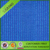 Couleur bleue pour 100% Vierge HDPE Protection UV HDPE Jardin Shade Voile, Shade Net, Imperméable Shade Cloth