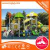 Los niños de alta calidad al aire libre del equipo del patio de juguete de plástico para la venta