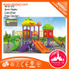 Cer-anerkanntes Kind-Spiel-Spielzeug-Plastikspielplatz-Gerät für Verkauf