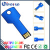 Bastone di memoria dell'azionamento dell'istantaneo del USB di figura di tasto del metallo di promozione
