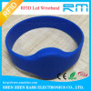 braccialetto del silicone del Wristband Ntag213 NFC di 13.56MHz RFID per controllo di accesso