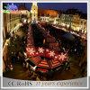 Les lumières de Noël de DEL vendent le réverbère décoratif de lampe