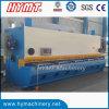 QC11Y-20X6000 de alta resistencia máquina de corte por cizalla guillotina hidráulica