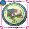 As forças armadas do metal desafiam a moeda para o presente da moeda da lembrança (M-CC29)