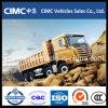 Hyundai 8*4 340HP Heavy Dump Truck con Best Price