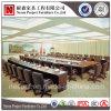 木の会議の席(NS-SL082)に会う古典的なオフィス