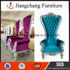 Chaise de luxe de Salon de manucure de vente de dos chaud haut (JC-K09)