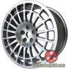 Lanciaのデルタのための合金の車輪、OEMは縁、レプリカを動かす縁を動かす