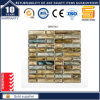 Mosaico azul Mm60062 do cristal da mistura de Brown