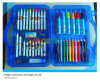 42PCS Drawing Art Set in Plastic Box voor Kids en Students