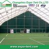 De grote Duidelijke Spanwijdte Gebogen Tent van de Tennisbaan