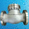 600lb ha lanciato la valvola di ritenuta dell'estremità rf della flangia dell'acciaio inossidabile CF3m