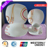 Hot Sell 20PCS Ceramic Dinnerset in Line Design