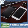 Mtk6572 новый 5 дюймов самое дешевое двойное SIM удваивает мобильный телефон Китая сердечника (G910)