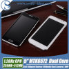 Mtk6572 새로운 5 인치 가장 싼 이중 SIM는 코어 중국 이동 전화 (G910) 이중으로 한다