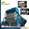 Ovo Trays Making Machine Machinery Packaging para Quail Eggs