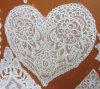 Шнурок 2015 вязания крючком сердца