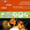 Proyecto del OEM del ODM/de la iluminación de la fabricación LED de China