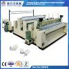 중국 공장 Alibaba 중국 공급자 염 화장실 롤 Rewinder 기계를 위한 서류상 Rewinder 기계 (화장실 롤 & 부엌 수건)