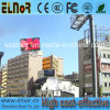Building Commercial Advertizing P16 Fullcolor LED Video Wall의 상단
