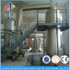 Usine de raffinerie d'huile de palmier de mini et grande capacité, moulin d'huile de palmier