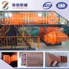 Machines de fabrication de brique à haute pression d'argile à échelle réduite Jky75-4.0