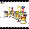 De model Rit van de Trein voor Pretpark/Speelplaats