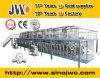 Halb Servo Elastic T-Form Windel-Produktionslinie