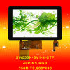 5  RGB, 800*480, 350nits, Touch Screen LCD Module met CTP