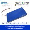 De Grootte van het Pak van de batterij en het Li-IonenPak van de Batterij van het Lithium van het Type 12V