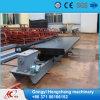 Máquina mercado africano para la minería de oro agitador de mesa