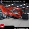 Undercarriage Pontoon (Jyae-483)를 가진 유압 Excavator