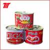 Аттестация Halal отсутствие аддитивного законсервированного затира томата