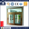 Doppelverglasung-Aluminium-schiebendes Fenster