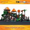 A série de Havaí caçoa o equipamento ao ar livre do campo de jogos para a escola e o parque de diversões (2014CL-16501)
