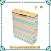 Full Color Gift Paper Bag with Lid