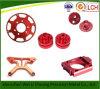 CNC подвергая изготовленный на заказ алюминиевые части механической обработке от Shenzhen