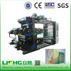 Ceramic RollerのPLC Control Stack Type Flexo Printing Machine