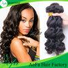 Волосы девственницы Unprocessed бразильской объемной волны человеческих волос людские