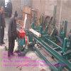 Segheria di legno diesel di Sawing del libro macchina con il carrello