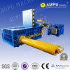 Surtidor comprimido de China de la venta de Y81t-200b Aupu del metal de la prensa hidráulica horizontal caliente de la basura
