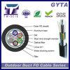 24 de base GYTA-câble à fibre optique pour conduits GYTA