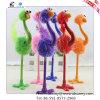 Ручка Ballpoint ультрамодного страуса пластичная