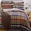 安いSize Microfiberポリエステル女王および王のシーツおよび中国からセットされる慰める人カバー寝具