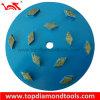 Planetary Polisher를 위한 다이아몬드 Segmented Grinding Wheel