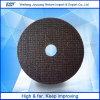 Roue abrasive de découpage de sûreté maximum pour le logo personnalisé d'acier inoxydable
